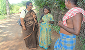 Securing livelihood for Widows and Destitutes